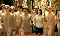 """电影《1921》""""五四""""学生扮演者官宣 青年演员还原先辈风采"""