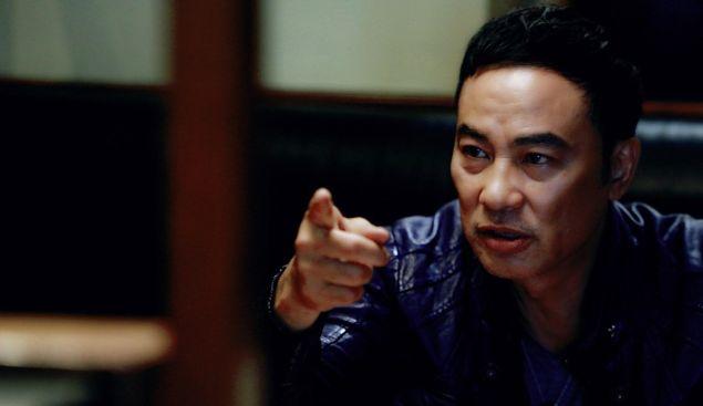 香港演员任达华:好电影永远传递正能量