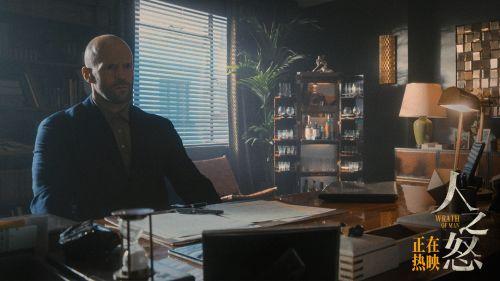 五月必看猛片《人之怒》口碑燃爽硬汉斯坦森身份神秘引猜疑