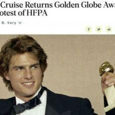 NBC取消转播、阿汤哥归还奖杯……金球奖真的要凉了吗?