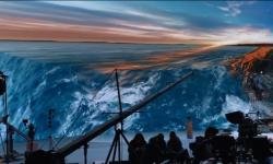 科幻冒险电影《迷雾航线》揭开神秘巨兽面纱,探索永不止步!