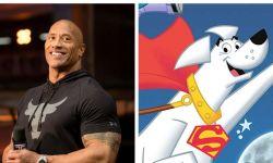 巨石强森加盟DC动画电影《超级宠物》 配音