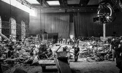 DC超英电影《黑亚当》曝光造型照和片场照