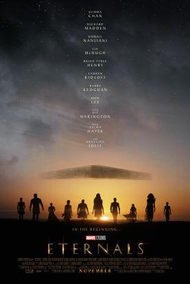 漫威影业新作《永恒族》曝预告  将于今年11月5日上映