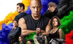 电影《速度与激情9》国内总票房已经突破11亿元人民币