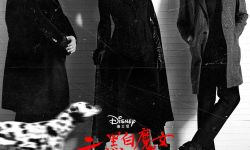 迪士尼真人电影《黑白魔女库伊拉》发布杜比影院版中字海报