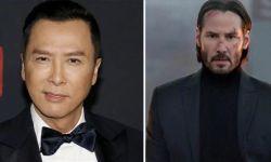 甄子丹确定加盟基努·里维斯主演电影《疾速追杀4》