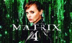 克里斯蒂娜·里奇加盟好莱坞重点影片《黑客帝国4》剧组