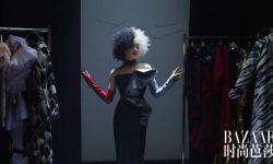 宋茜破格变身黑白魔女 颠覆挑战电影经典反派造型