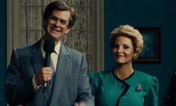 杰西卡·查斯坦与安德鲁·加菲尔德合作新片《塔米·菲的眼睛》