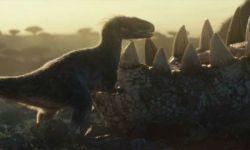 《侏罗纪世界3》发布剧照  恐龙真的长出毛了