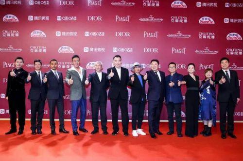 """第24届上海国际电影节开幕,张艺谋自称""""时代大课堂""""里的""""老学生"""""""