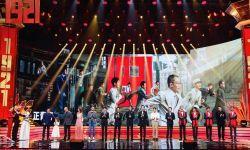 爱党魂!时代魂!电影《1921》启幕上海电影节,庆祝建党100周年