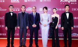 电影《无限深度》亮相上海国际电影节  朱一龙黄志忠挑战极限救援