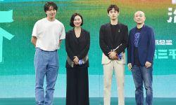 电影《瞧一桥》主创亮相  宋新棋执导,惠英红胡先煦主演