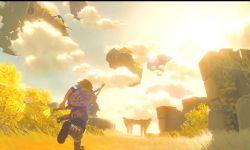 《塞尔达传说》系列新作《塞尔达传说:旷野之息2》发预告