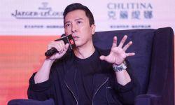 甄子丹加盟《疾速追杀4》条件曝光:必须尊重中国文化