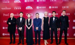 第24届上海国际电影节闭幕红毯,邓超&周冬雨等电影人亮相
