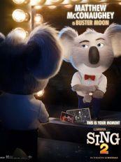 电影《欢乐好声音2》北美定档  猪妈妈小象等动物歌手们回归
