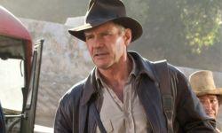 79岁的哈里森·福特在拍摄《夺宝奇兵5》片场受伤