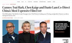 电影《长津湖》耗资约13亿人民币 成中国影史最贵电影