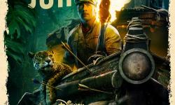 道恩·强森、与艾米莉·布朗特主演电影《丛林奇航》发角色海报
