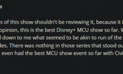 漫威美剧《洛基》第四集播出  评分仅5分 视频已获5千差评
