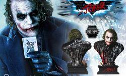 模型厂商Prime1Studio推出《蝙蝠侠:黑暗骑士》小丑1/3胸像