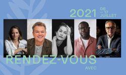 第74届戛纳电影节组委会宣布大师班活动五位电影人