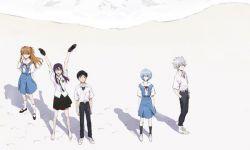 日本动画电影《新·福音战士剧场版:终》定档亚马逊流媒体