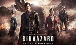 CG动画《生化危机:无尽黑暗》原声大碟公开 7月8日播出在即