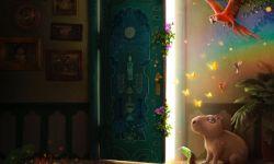 迪士尼新动画《Encanto》海报唯美梦幻 《亚当斯一家2》发布新海报