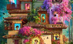 迪士尼动画《魔法满屋》发布新海报 漫威动画剧《假如……?》定档