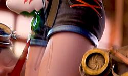 《白蛇2:青蛇劫起》宝青坊主绝美新造型,大长腿快藏不住了!