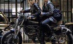 漫威真人电影《黑寡妇》火爆上映 首周末全球票房超2.15亿美元
