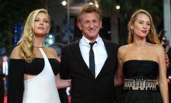 西恩·潘、玛丽昂·歌迪亚、蒂姆·罗斯等亮相戛纳电影节红毯