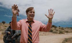 鲍勃·奥登科克在拍摄《风骚律师》第六季片场摔倒送医