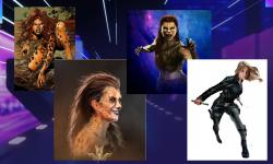 电影《黑寡妇》全球首映  重塑女性力量 科幻来袭!