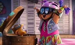 动画电影《蜜熊的夏天》曝预告  将于8月6日上线奈飞