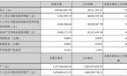华录百纳2021年上半年净利830.29万下滑82.72% 营业成本增加