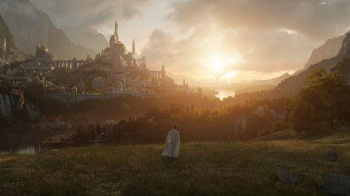 亚马逊发布《指环王》剧集第一季剧照2022年9月2日开播