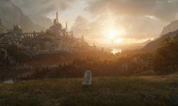 亚马逊发布《指环王》剧集第一季剧照  2022年9月2日开播