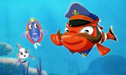 动画电影《西游鱼之海底大冒险》定档  萌趣童年亲子温馨互动
