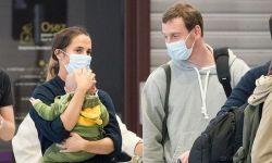新晋爸妈迈克尔·法斯宾德和艾丽西亚·维坎德现身