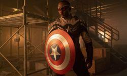 安东尼·麦凯签约主演《美国队长4》  导演人选还未敲定