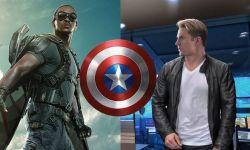 """安东尼·麦基有望在《美国队长4》中饰演""""美国队长"""""""