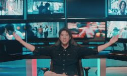 王力宏唱《失控玩家》中文主题曲 花式改编《盖世英雄》