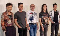 古天乐谈电影《扫毒3》 与刘青云郭富城组合首次合作