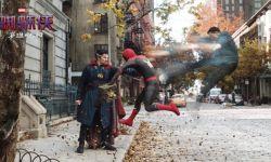 《蜘蛛侠:英雄无归》先导预告24小时播放量3.555亿次创新纪录