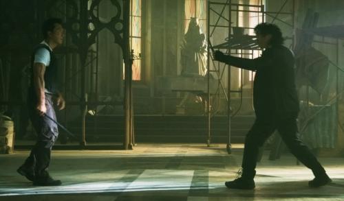 电影《怒火·重案》票房破10亿成为2021年港片票房冠军